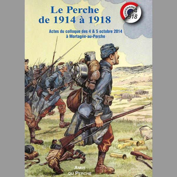 Le Perche de 1914 à 1918